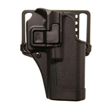 Holster Blackhawk SERPA CQC Glock 17 Noir Droitier 410500