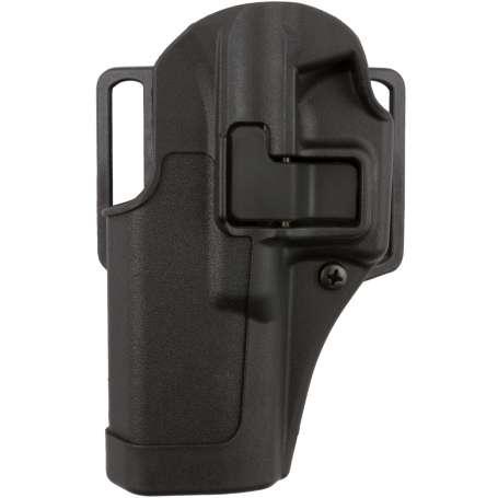 Holster Blackhawk SERPA CQC Glock 17 Noir Gaucher 410500