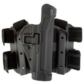 Holster Tactique Blackhawk SERPA L2 Glock 17/22/31 Noir Gaucher