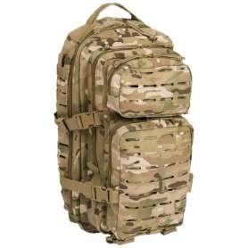 Sac US Assault Pack I Laser Cut Multitarn Mil-Tec 14002649