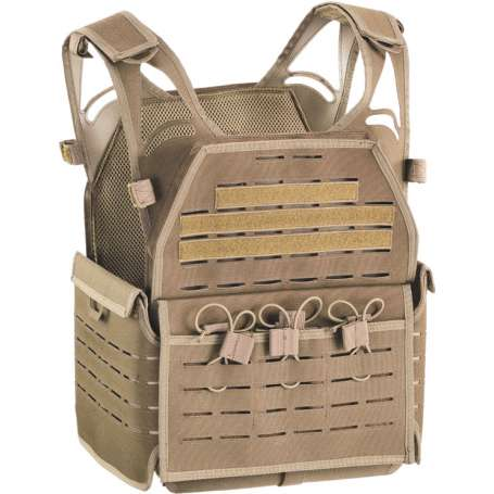 Plate Carrier SHADOW Laser Cut Coyote Defcon 5