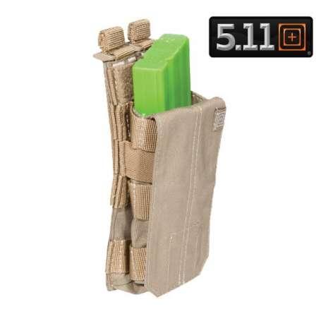 Porte-Chargeur Simple AR / G36 Bungee Sandstone
