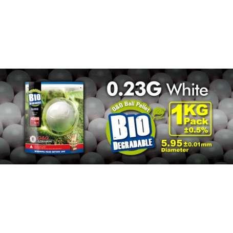 G&G Billes BIO 0.23gr - 1kg