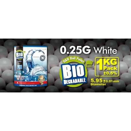 G&G Billes BIO 0.25g - 1kg