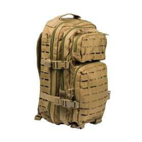 Sac ASSAULT PACK I Laser Cut Coyote 20L