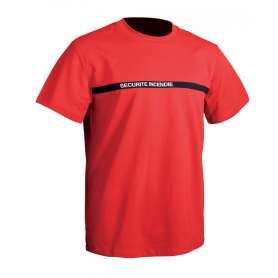 Tee-Shirt Sécu-One Sécurité Incendie