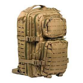 Sac ASSAULT PACK II Laser Cut Coyote 36L
