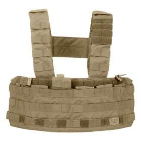 5.11 - Chest Rig TACTEC Sandstone