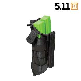 5.11 - Porte-Chargeur Double MP5 BUNGEE Noir