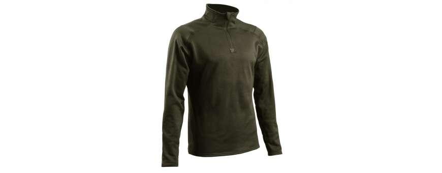 Maillots de corps, sous veste, efficacité contre le froid garantie