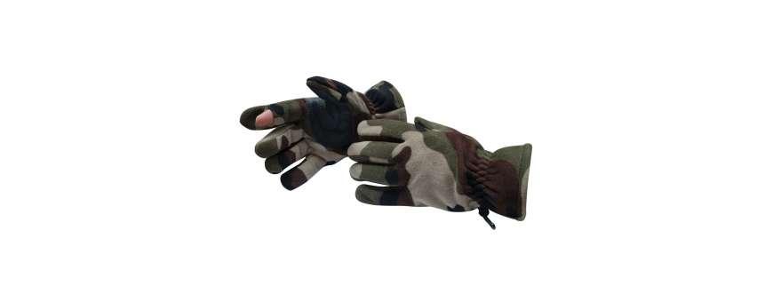 Gants homme et femme grand froid militaire camouflage - Mode Tactique