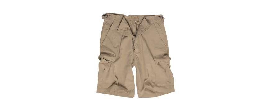 Shorts, bermudas. Des modèles tactiques, resistant, et vintage