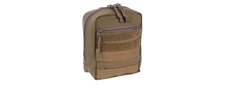 Mode Tactique - Pochette passant molle, accessoires, pouch, lasercut