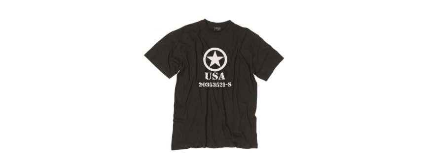 T-shirts, débardeurs, maillots. Technique, imprimé - Mode Tactique