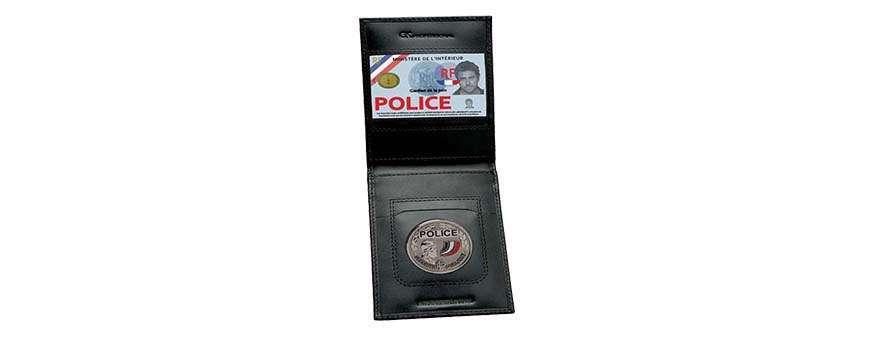 Tour de cou, porte-carte - Police Gendarmerie Militaire