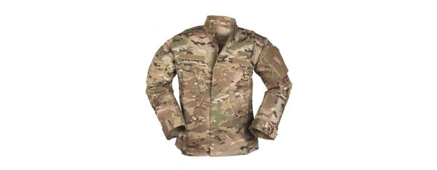 Vestes de combat militaires