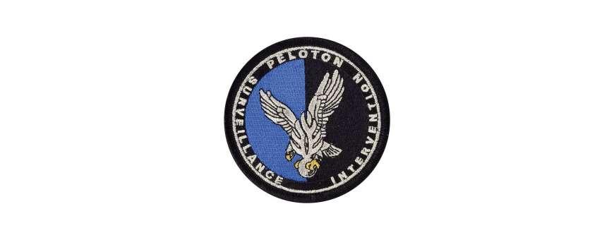 Écussons de Spécialité brodé de la Gendarmerie Nationale